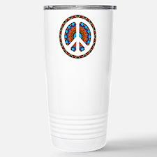 CND Floral4 Travel Mug