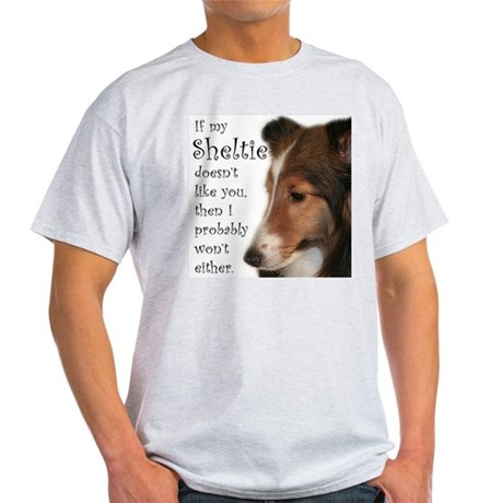 Friendly Sheltie Light T-Shirt
