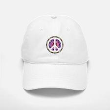 CND Floral5 Baseball Baseball Cap