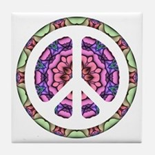 CND Floral5 Tile Coaster