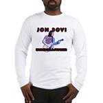 Jon Bovi Long Sleeve T-Shirt