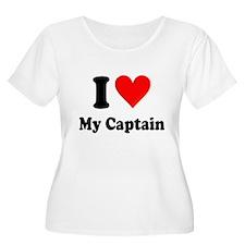 I Love My Captain: T-Shirt