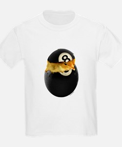 Billiards Chick T-Shirt