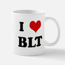 I Love BLT Mug