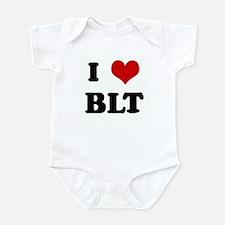 I Love BLT Infant Bodysuit