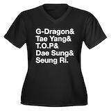 Bigbang kpop Tops