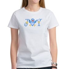 Joy: Bluebird Tee