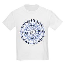 Thunder Bay Wreck Blue T-Shirt