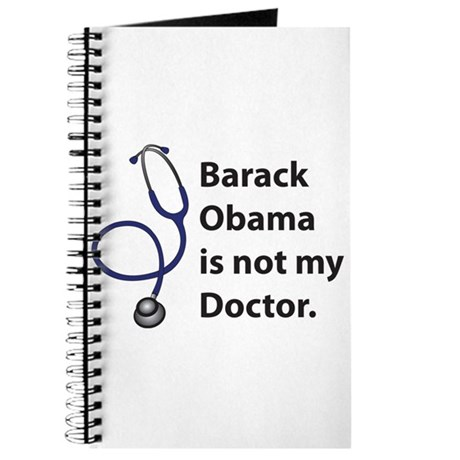 Not My Doctor Journal