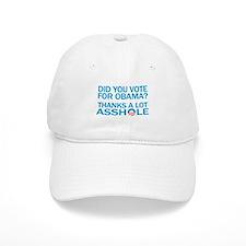 Anti-Obama Baseball Cap