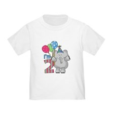 Lil Elephant 2nd Birthday T