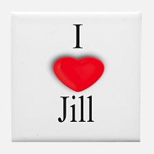 Jill Tile Coaster