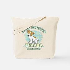 Jack Russell Terror Tote Bag