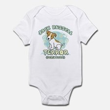 Jack Russell Terror Infant Bodysuit