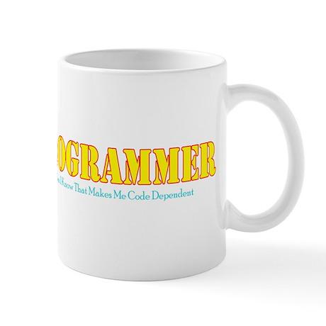Code Dependent Mug