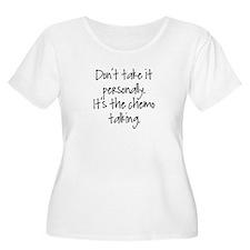 Chemo Plus Size T-Shirt