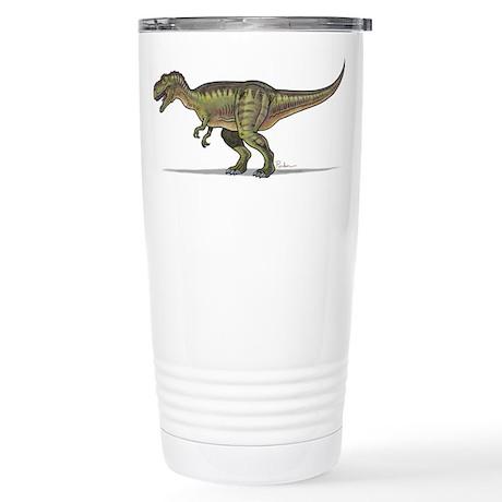 Tyrannosaurus Dinosaur Stainless Steel Travel Mug