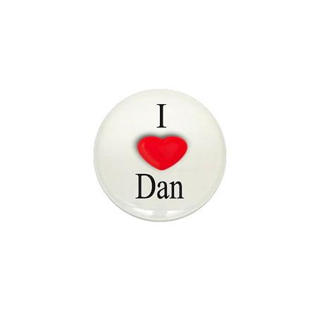 Dan Mini Button (100 pack)