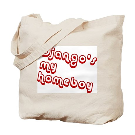 Homeboy Django Tote Bag