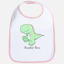 Pookie Rex Bib