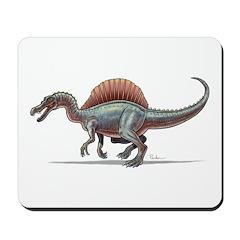 Spinosaurus Dinosaur Mousepad