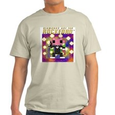 Diamonds Are For Rockford Light T-Shirt