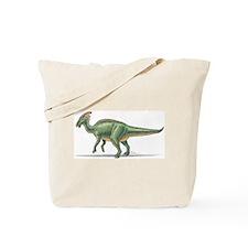 Parasaurolophus Dinosaur Tote Bag