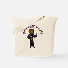 Dark Pastor Tote Bag