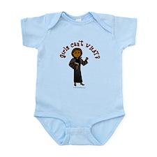 Dark Pastor Infant Bodysuit