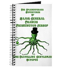 Unique Green monster Journal