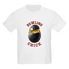 Bowling Chick 2 T-Shirt