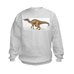 Edmontosaurus Dinosaur Sweatshirt