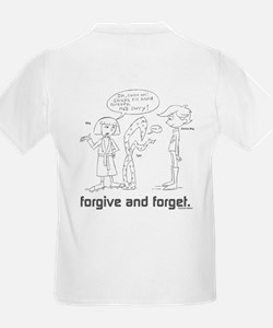 When someone splits an infinitive, forgive and for