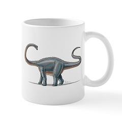 Apatosaurus Dinosaur Mug