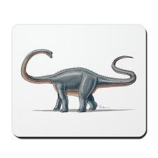 Apatosaurus Dinosaur Mousepad