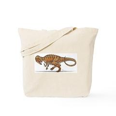 Allosaurus Dinosaur Tote Bag