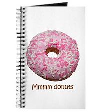 Mmmm donuts Journal