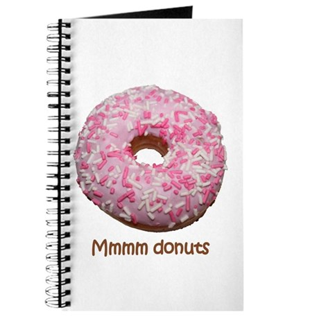 Mmmm donuts Journal