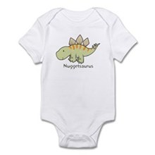 Nuggetsaurus Infant Bodysuit