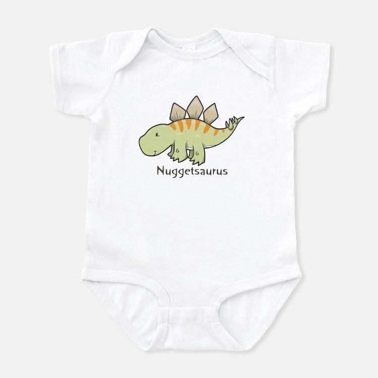 Nuggetsaurus Infant Bodysuit