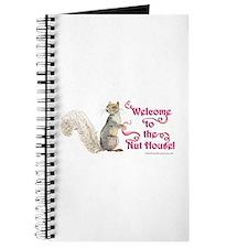 Squirrel Nut House Journal