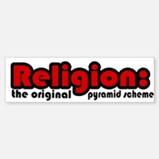 Religion Bumper Stickers