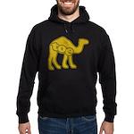 Camel Toe Hoodie (dark)
