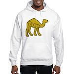 Camel Toe Hooded Sweatshirt