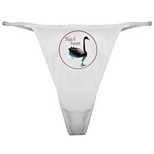 The Black Swan Classic Thong