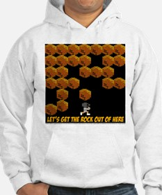 Rock Out Of Here Hoodie