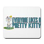 Pretty Kitty Mousepad