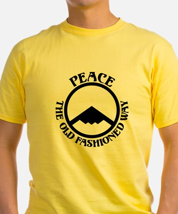 Peace with Stealth T