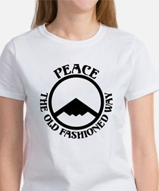 Peace with Stealth Women's T-Shirt