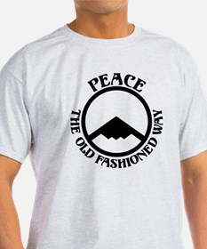 Peace with Stealth T-Shirt